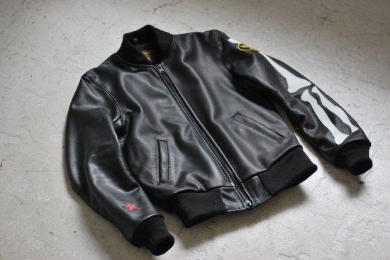 バンソン ( vanson ) Encinitas 別注 TJ jacket - エンシニータス