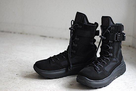 マウトリーコンテイラー × サヴソル (mout recon tailor × suvsole) tac boots mout-030 black - エンシニータス