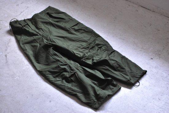 デッドストック ( dead stock ) 50's us army m-51 shell pants  / 米軍 放出 シェルパンツ  - エンシニータス
