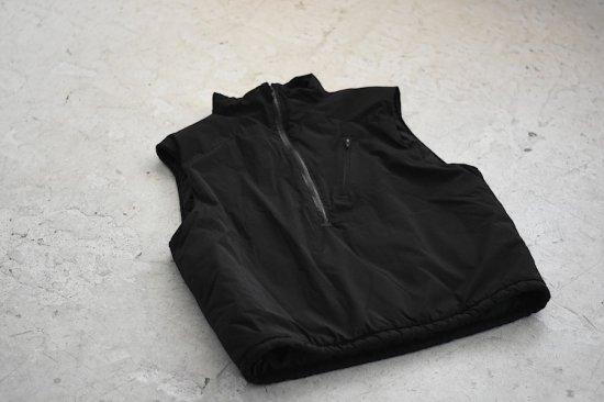 ミリタリー (military) primaloft PCU level 7 vest sekri 黒染め /  セクリ社製 black 米軍 pcu ベスト - エンシニータス
