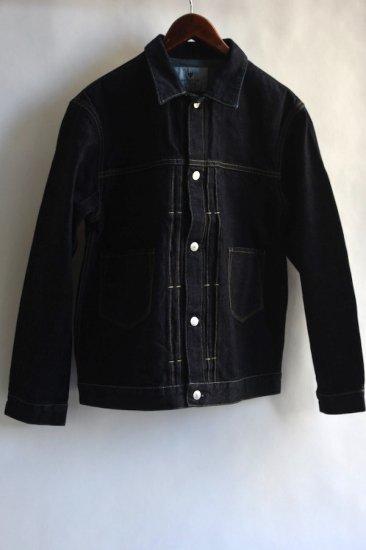 ネガティブデニム ( negative denim ) denim jacket /  デニムジャケット - エンシニータス