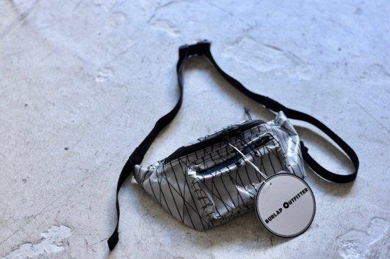 バーラップ アウトフィッター (burlap outfitter)  waist bag  / ウエストバッグ ボディバッグ cz15 - エンシニータス