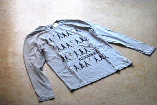 スリフティールック (thrifty look) l/s t-shirts