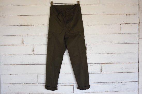 デッドストック (dead stock) 00s Austria army combat trousers/ オーストリア軍 コンバット トラウザー  - エンシニータス