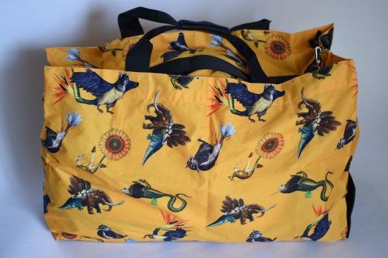 アレキサンダーリーチャン (Alexander Lee Chang) stylist bag 19 / スタイリストバッグ animalplants  - エンシニータス