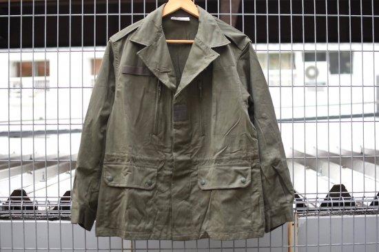 デッドストック (dead stock) 80s french army f1 jacket / フランス軍 f1ジャケット  - エンシニータス