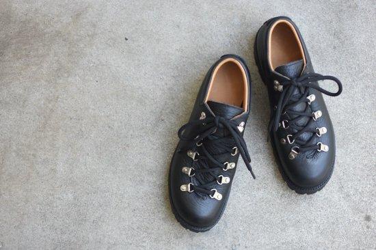 クレイリーシューズ ( crary shoes ) mid town / カスタムブーツ black - エンシニータス