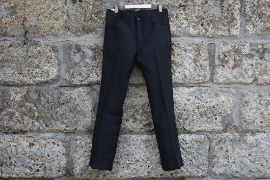 ラングラー ( wrangler ) wrancher dress jeans / ジーンズ  black - エンシニータス