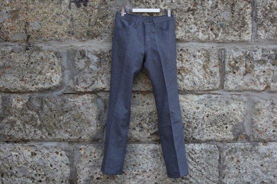 ラングラー ( wrangler ) wrancher dress jeans / ジーンズ  heather grey - エンシニータス