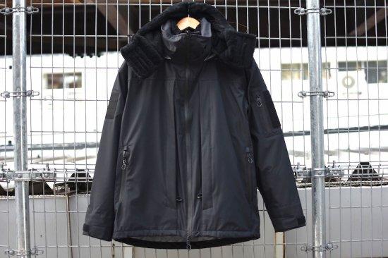 マウトリーコンテイラー ( mout recon tailor ) c change recon hardshell jacket × recon hight loft hoodie -エンシニータス