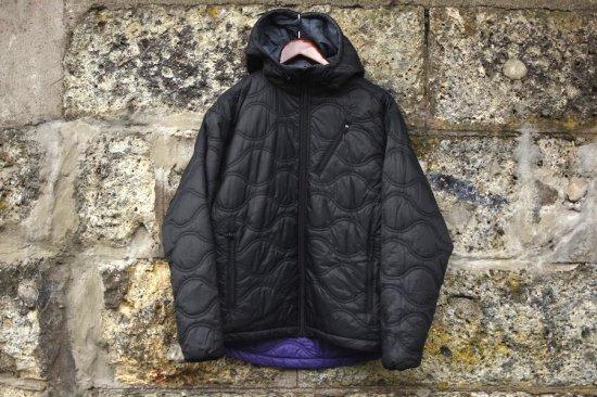 バーラップ アウトフィッター (burlap outfitter) エンシニータス別注 o/f reversible hoodie / リバーシブルジャケット - エンシニータス