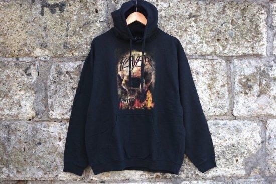 スリフティールック (thrifty look) pull hoody