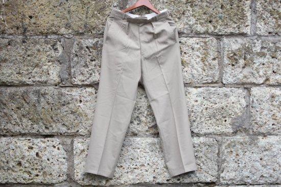 デッドストック ( dead stock) UK Army BA・RAF No.4・No.6 Dress pants / イギリス軍 オフィサーパンツ - エンシニータス