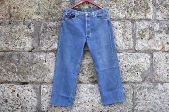リーバイス ( levi's ) 92's made in usa 501 denim pants / デニム パンツ w36 l30 type2 - エンシニータス