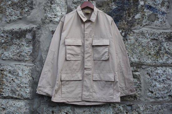 デッドストック (dead stock) US army BDU jacket khaki / 米軍 ジャケット - エンシニータス