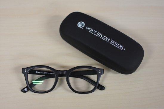 マウトリーコンテイラー ( mout recon tailor ) photochromic bcg sunglasses / サングラス black MOUT-020 - エンシニータス