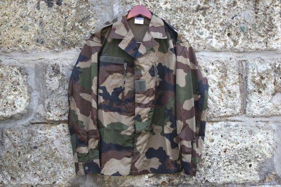 デッドストック ( dead stock) 90's French army F-2 field jacket  / フランス軍 フィールド ジャケット - エンシニータス