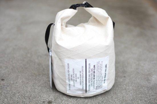 バーラップ アウトフィッター (burlap outfitter) personal effect bag / バッグ natural duck - エンシニータス