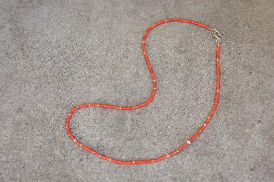 アカシックツリー ( akashic tree ) necklace / ネックレス RED size L - エンシニータス