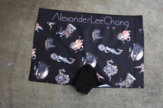 アレキサンダーリーチャン (Alexander Lee Chang) alc boxers / ボクサーパンツ animalplantstatoo ac052012  - エンシニータス