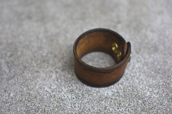 ヴィンテージ ( vintage ) western belt remake bracelet / ブレスレット type4 - エンシニータス