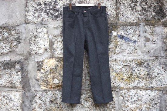 リーバイス ( levi's ) 80's sta prest pants / スタープレスト w34 grey - エンシニータス