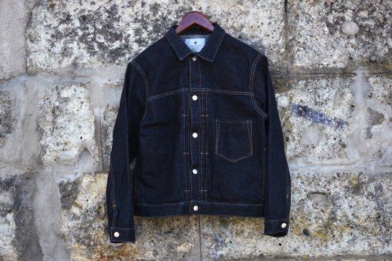 ネガティブデニム ( negative denim ) early denim jacket /  デニムジャケット id - エンシニータス