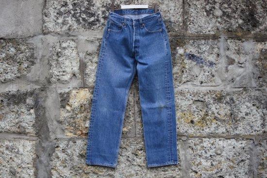 リーバイス ( levi's ) 90's made in usa 501 xx denim pants / デニム パンツ w33 l32 - エンシニータス