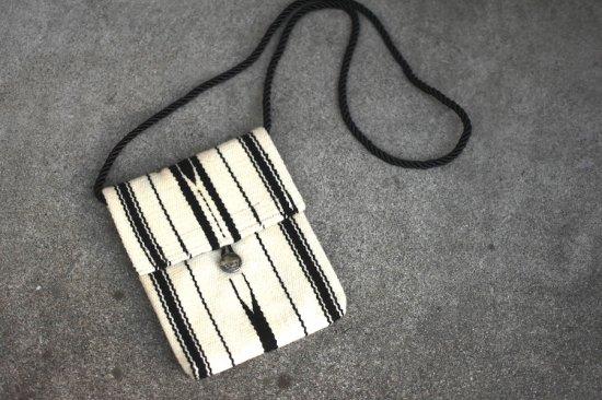 センチネラトラディショナルアーツ ( CENTINELA traditional arts ) shoulder bag / チマヨ ハンドメイド ショルダーバッグ type1 - エンシニータス