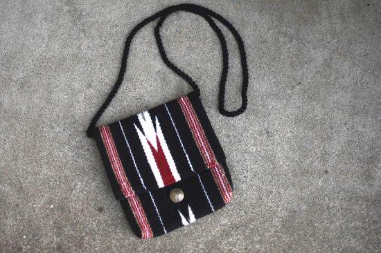 センチネラトラディショナルアーツ ( CENTINELA traditional arts ) shoulder bag / チマヨ ハンドメイド ショルダーバッグ type2 - エンシニータス