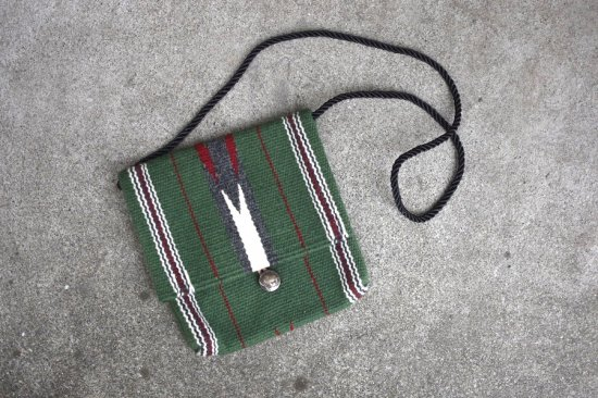 センチネラトラディショナルアーツ ( CENTINELA traditional arts ) shoulder bag / チマヨ ハンドメイド ショルダーバッグ type4 - エンシニータス