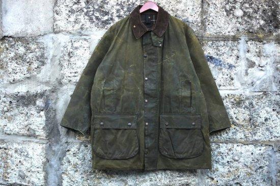 バブアー ( barbour ) 88-90's vintage jacket northumbria / ビンテージバブアー リプルーフ ノーザンブリア c48 - エンシニータス