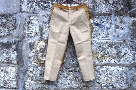 アレキサンダーリーチャン (Alexander Lee Chang) dickies 874 sk8 pants / ディッキーズ スケートパンツ beige AC042008 - エンシニータス