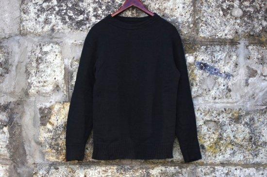 ミリタリー (military) 03' us navy wool gob sweater / 米海軍 ウール モックネックセーター ゴブセーター type2 - エンシニータス