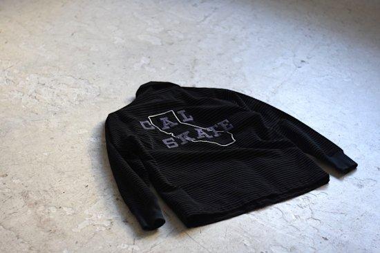 キャルオーライン (cal o line) cal skate couduroy jacket / キャルスケートコーデュロイジャケット - エンシニータス