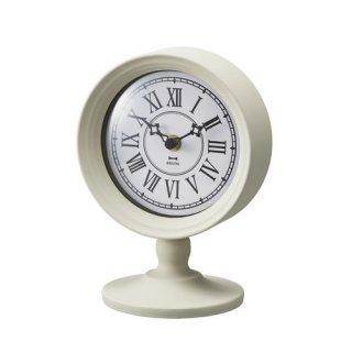 【BRUNO】ブルーノ 置き時計  オールドスタンドクロック (ホワイト)・BCA019-WH
