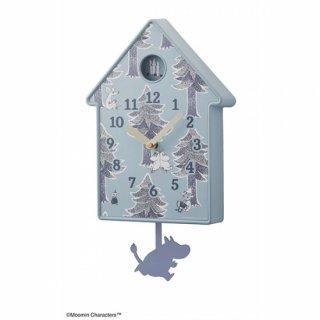 【BRUNO】ブルーノ 掛け時計 振り子時計 ムーミンモビールクロック BCW037-MOOMIN (ムーミン)