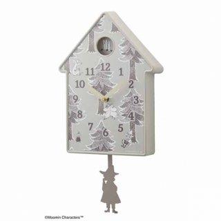 【BRUNO】ブルーノ 掛け時計 振り子時計 ムーミンモビールクロック BCW037-SNUFKIN (スナフキン)