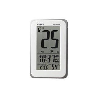 【CITIZEN】デジタル時計電子音アラームスマートコートS(白)・8RZ139-003