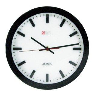 【HOUSE USE PRODUCTS】置き時計 ライトアップウォールクロック アプト(バー)・HFT-156