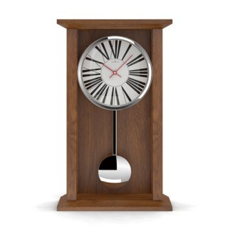 【Oliver Hemming】置き時計 ペンデュラムクロックH350mm Shaker Pendulum Table Clock-SH10(ビーチ)・SH10M53W