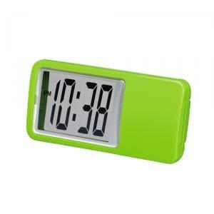 【SMARTEK】置き時計 ミニクロック(グリーン)・ML-235-GR