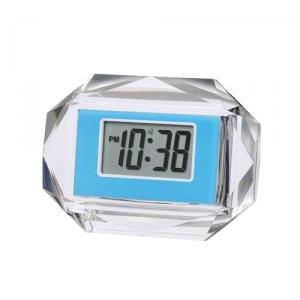 【SMARTEK】目覚まし時計 アラームクロック(ブルー)・ML-935-ZBL