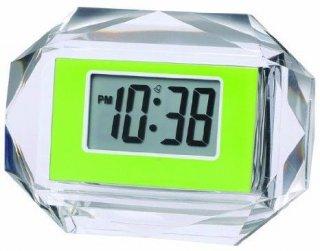 【SMARTEK】目覚まし時計 アラームクロック(グリーン)・ML-935-ZGR