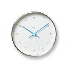 【Lemnos】CASA 置き掛け両用時計 MIZUIRO(ホワイト)・LC07-06WH