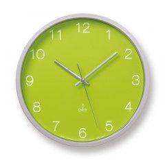 【Lemnos】CASA 置き掛け両用時計 Basic clock(グリーン)・PC06-25WGN