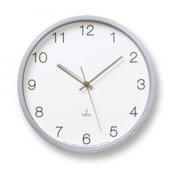 【Lemnos】CASA 置き掛け両用時計 Basic clock(ホワイト)・PC06-25WWH