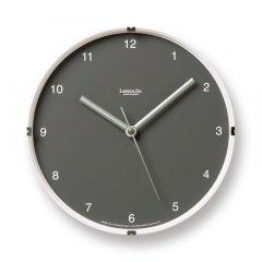 【Lemnos】CASA 置き掛け両用時計 North mini(グレー)・LC05-03GY