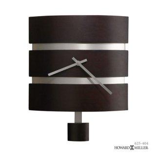 【HOWARD MILLER】掛け時計 MORRISON (ブラック仕上げ)・625-404