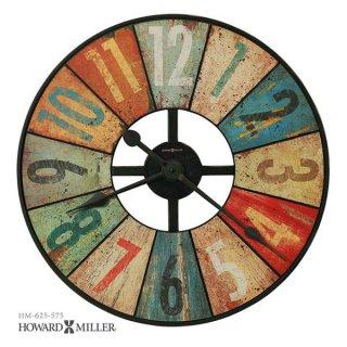 【HOWARD MILLER】掛け時計 GRANGE HALL (アンティーク調)・625-575